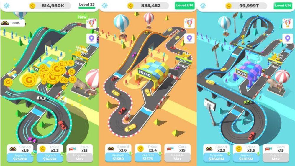 idle racing tycoon car games mod apk e1580757796606 - Idle Car Factory 12.6.6 Apk + MOD